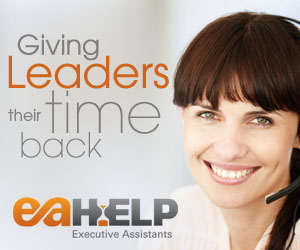 Giving Leaders their Time Back - EA Help Executive Assistants