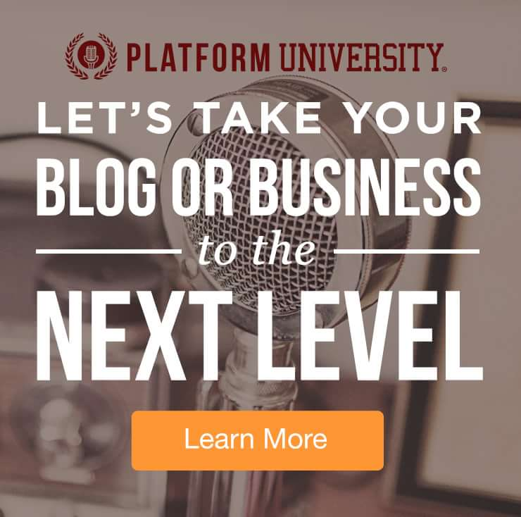 Building a platform used to take a long time. UNTIL NOW. Platform University