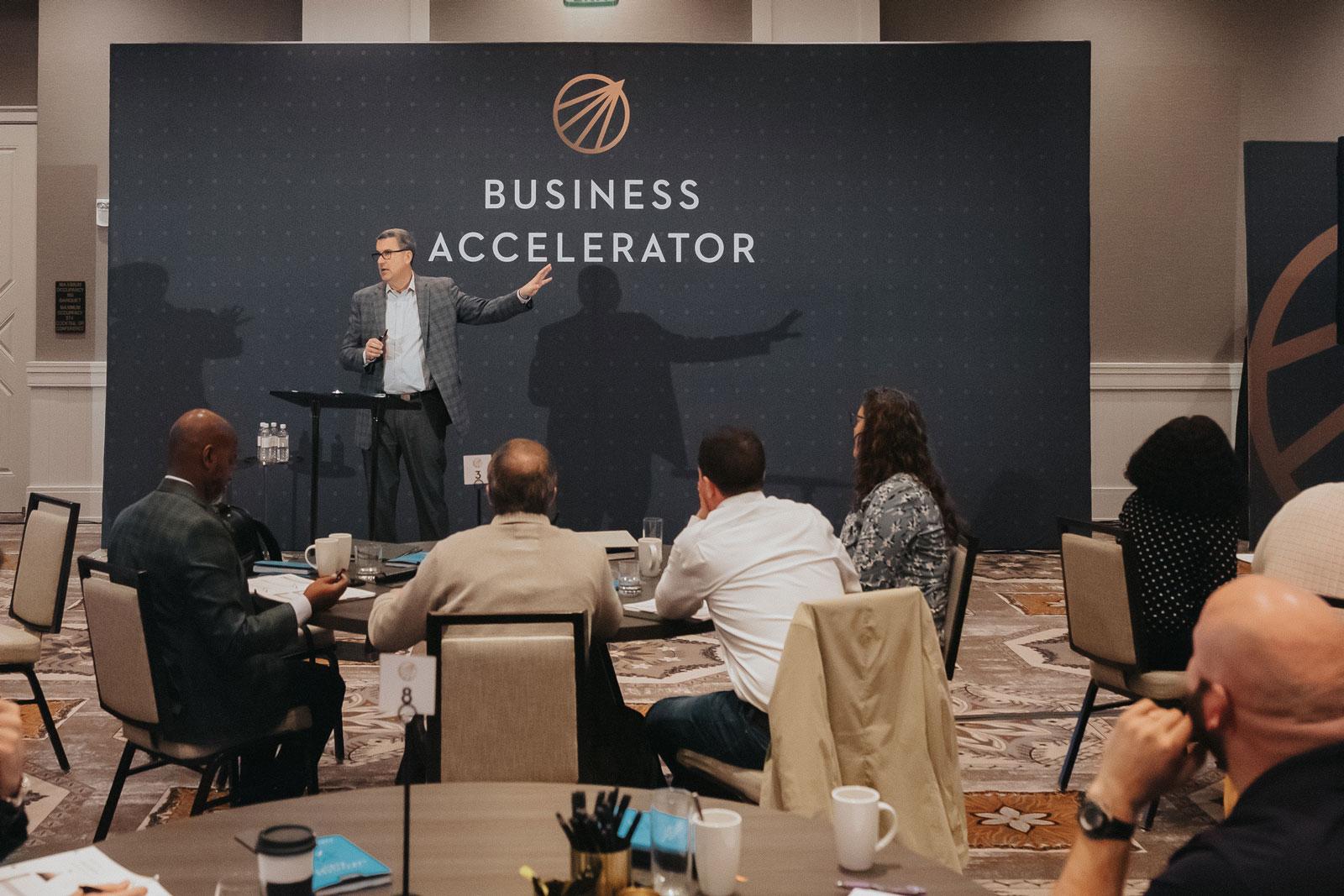 BusinessAccelerator: Michael Hyatt's Business Coaching Program