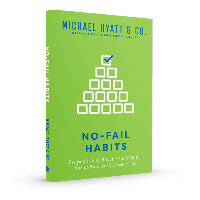 No-Fail Habits