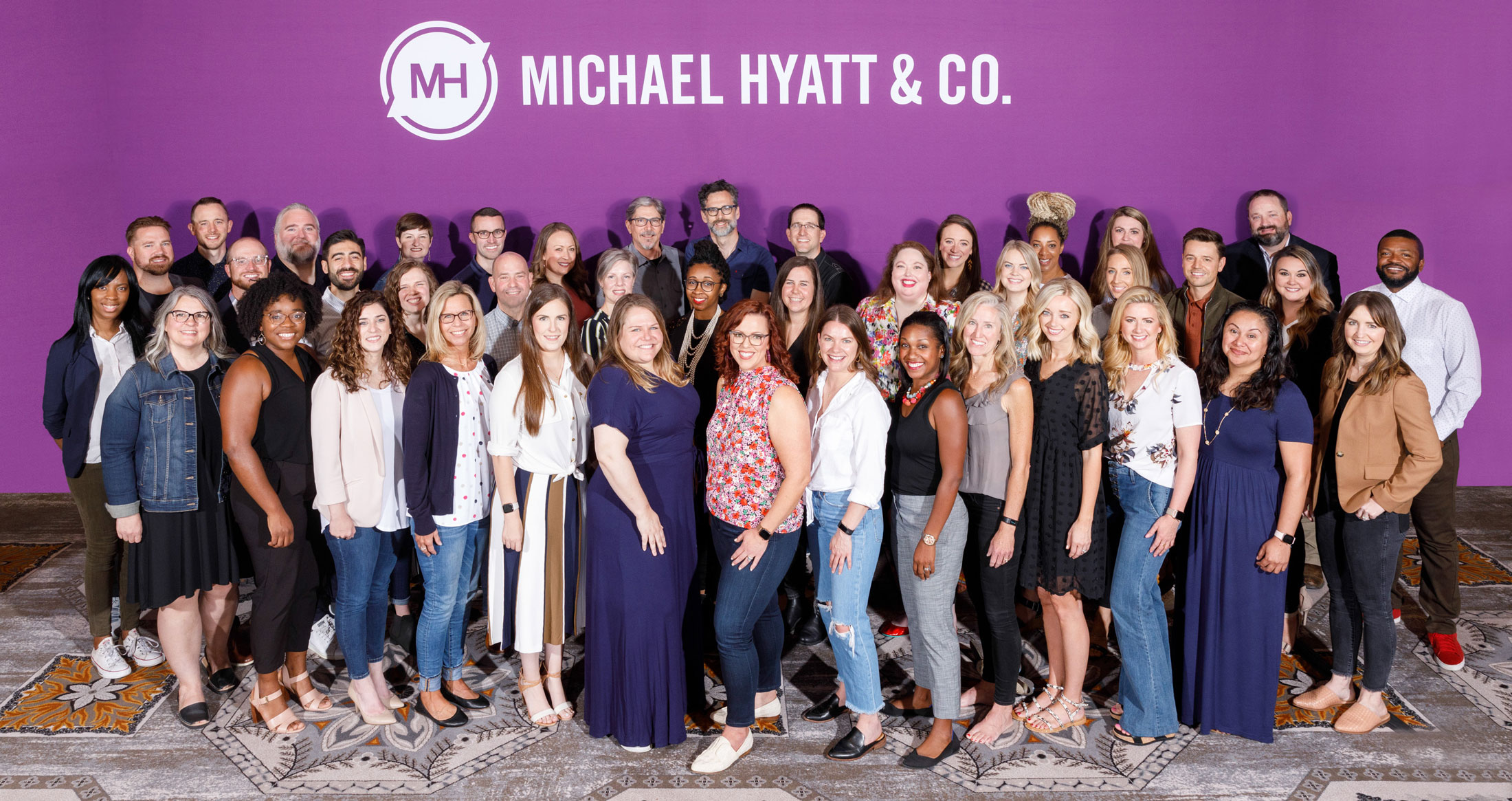 The Michael Hyatt & Co Team