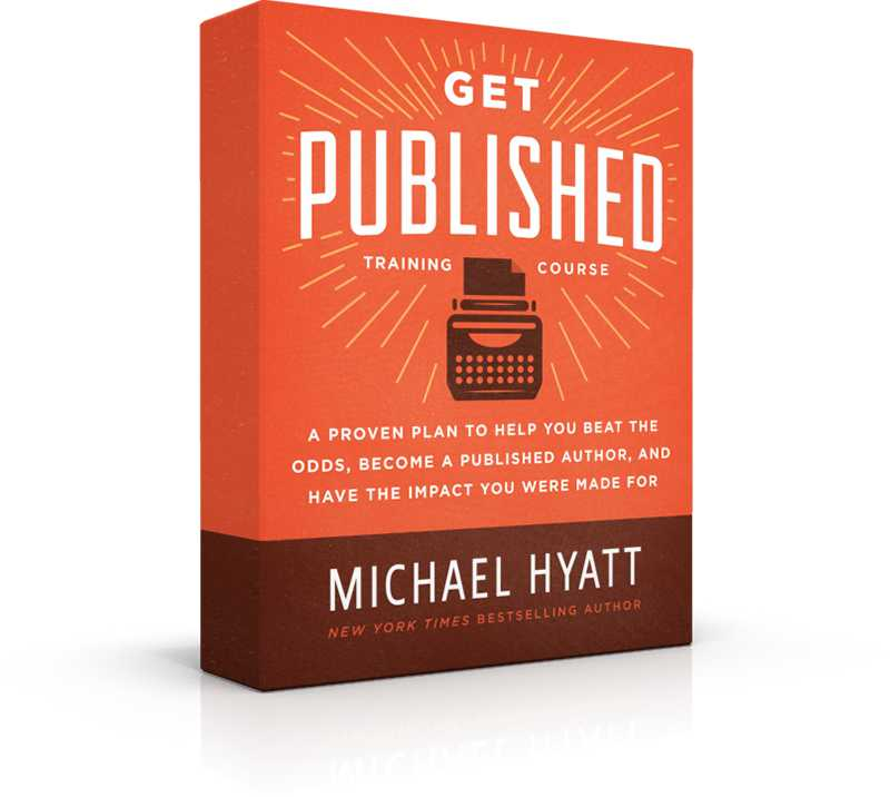 how to write a book proposal michael hyatt
