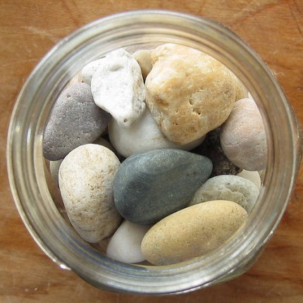 A Jar of Rocks