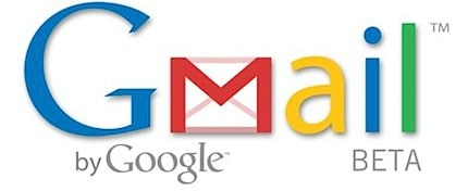 the official gmail logo