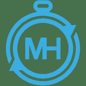 Mh-Compass-Logo-Blue
