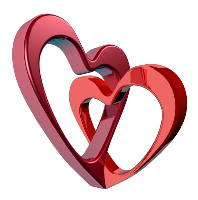 Two hearts entwined - Michael ...