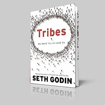 Seth Godin's book, Tribes