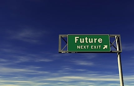 next exit, the future