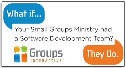 Groups Interactive Logo and Mission