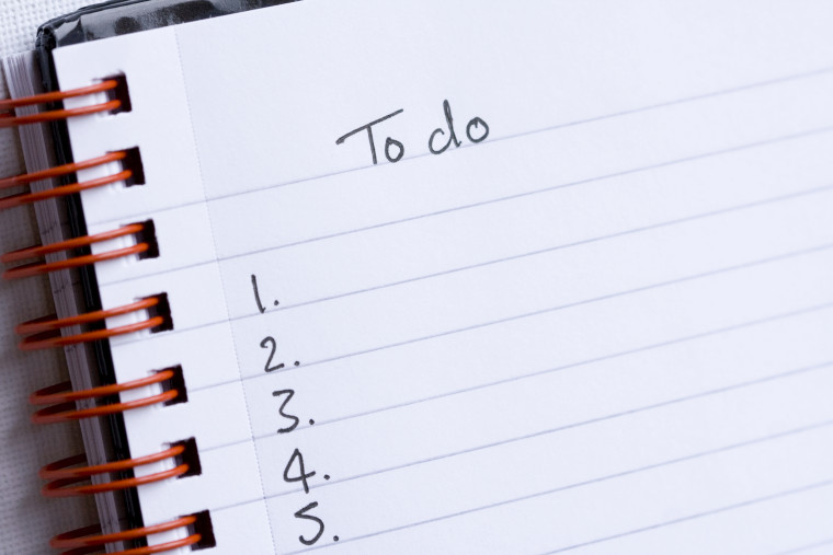 Before You Create A To-Do List - Michael Hyatt