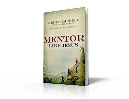Book Cover of Mentor Like Jesus