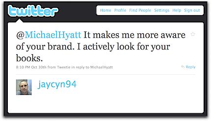 A Tweet About Loyalty