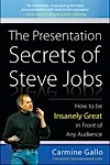 The Presentation Secrets of Steve Jobs Book