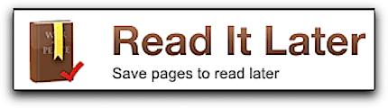 ReadItLater Logo