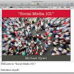 My Current Presentation Tools