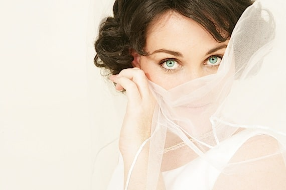 A Women with a Veil - Photo courtesy of ©iStockphoto.com/hidesy, Image #886115