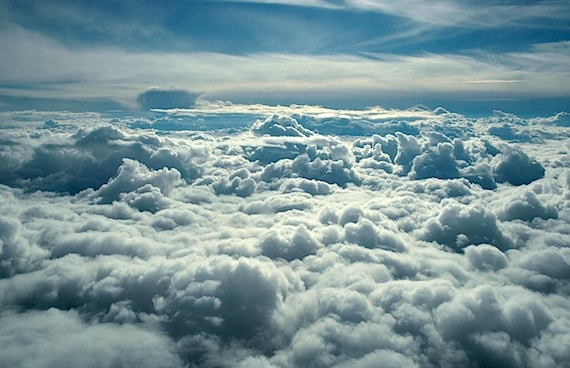 The View from Above the Clouds -  Photo courtesy of ©iStockphoto.com/efrem, Image #2325037
