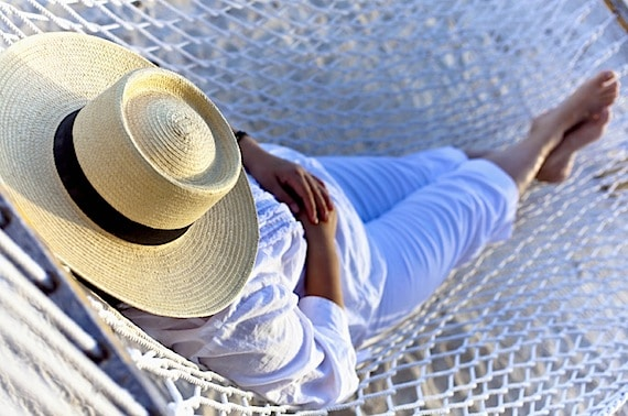 Man in a Hammock - Photo courtesy of ©iStockphoto.com/MentalArt, Image #8300097