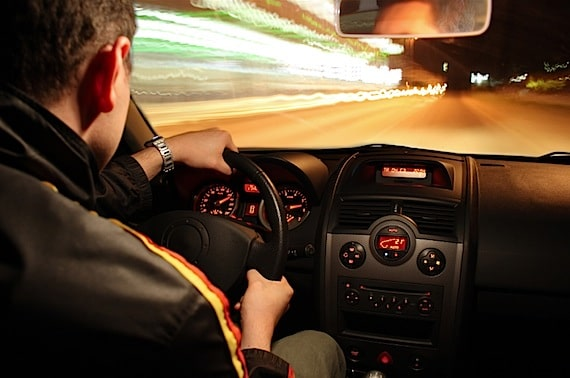 A Fast Night Drive - Photo courtesy of ©iStockphoto.com/damircudic, Image #3237174