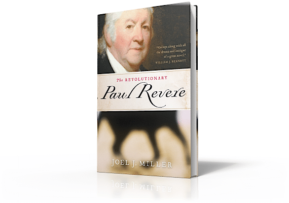 Book Cover of The Revolutionary Paul Revere