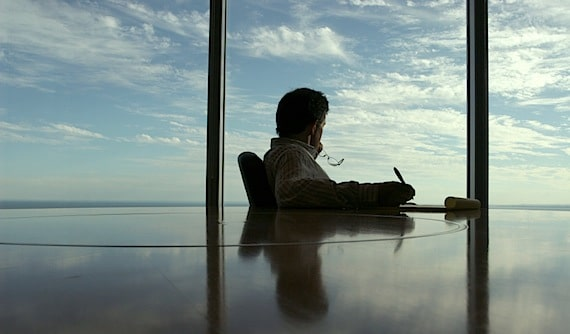 A Lone Business Executive in the Alone Zone - Photo courtesy of ©iStockphoto.com/calvio, Image #2042102