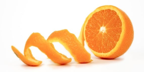 Orange with a Spiral Peel - Photo courtesy of ©iStockphoto.com/abu, Image #242815