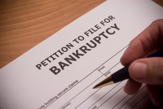 Petition to File for Bankruptcy - Photo courtesy of ©iStockphoto.com/KLH49, Image #8359066