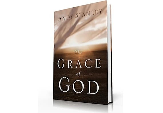 Book Cover for The Grace of God by Andy Stanley