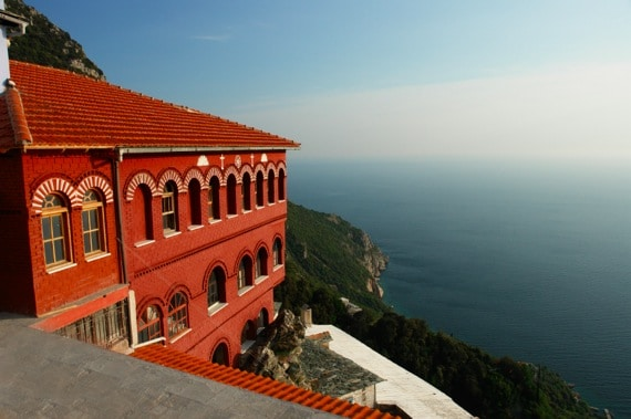 St. Anne's Skete on Mt. Athos - Photo courtesy of ©iStockphoto.com/papadimitriou, Image #1644105