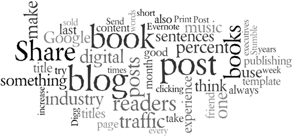 Wordle graphic for January 2011