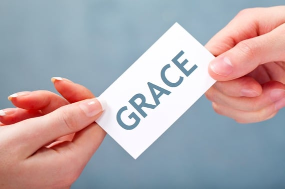 The Grace Card - Photo courtesy of ©iStockphoto.com/krystiannawrocki, Image #15418972