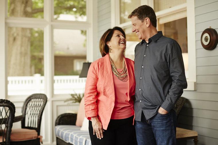 Michael and Gail Hyatt