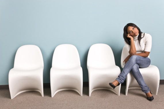 Girl in a Waiting Room - Photo courtesy of ©iStockphoto.com/dra_schwartz, Image #7858250