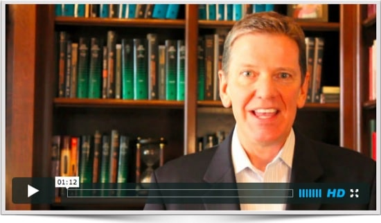 Welcome Video Screenshot