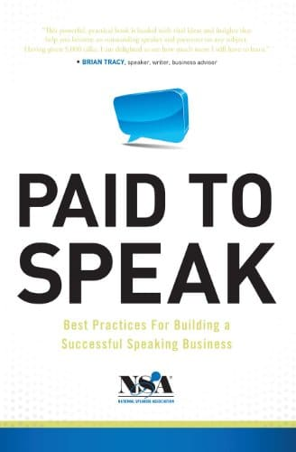 Paid to Speak