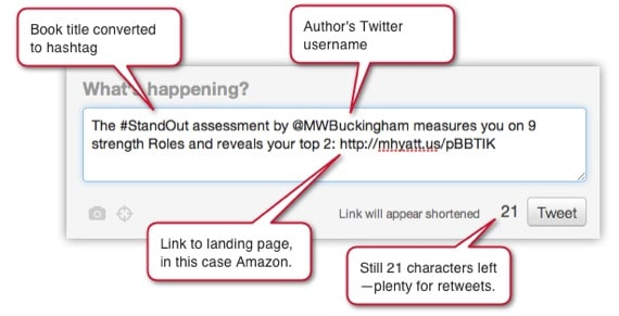How to promote your twitter page