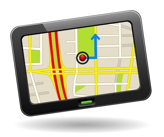 Illustration of a Stylized GPS Device - Photo courtesy of ©iStockphoto.com/Pleasureofart, Image #16270870