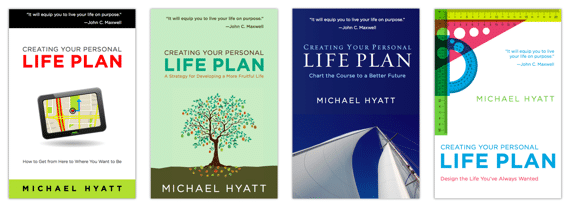 Second Round Images of Book Cover for Life Plan Book