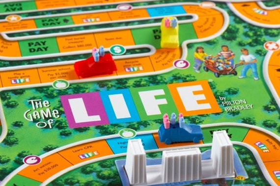 The Game of Life - Photo courtesy of ©iStockphoto.com/jml5571, Image #17773700
