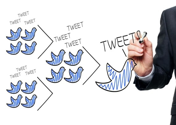 Businessman Illustrating How to Get More Followers - Photo courtesy of ©iStockphoto.com/matspersson0, Image #17932026