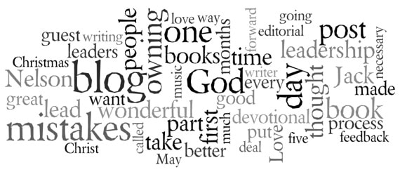 Wordle Graphic for December 2011