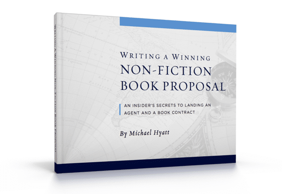 how to write a great non-fiction book proposal