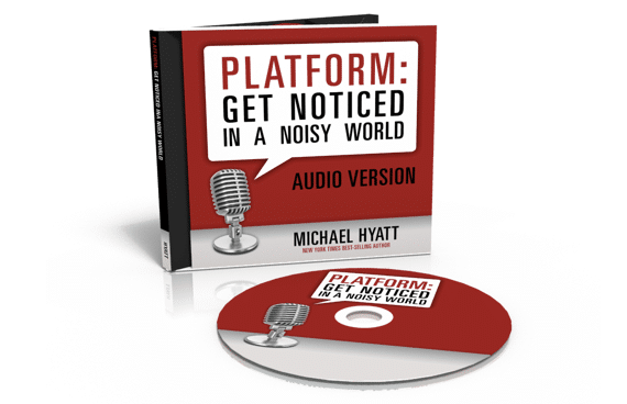 Unabridged Audio Edition of Platform