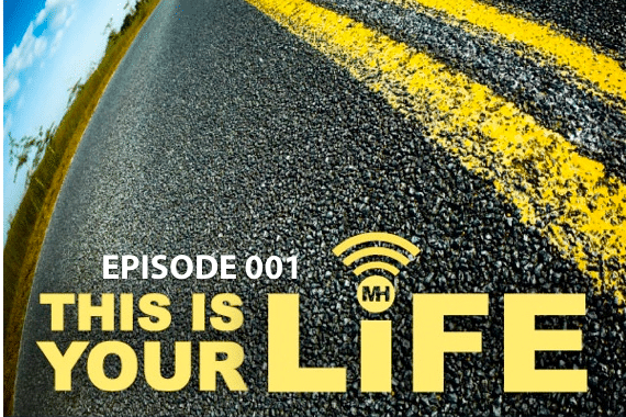 This Is Your Life, Episode 001 Art