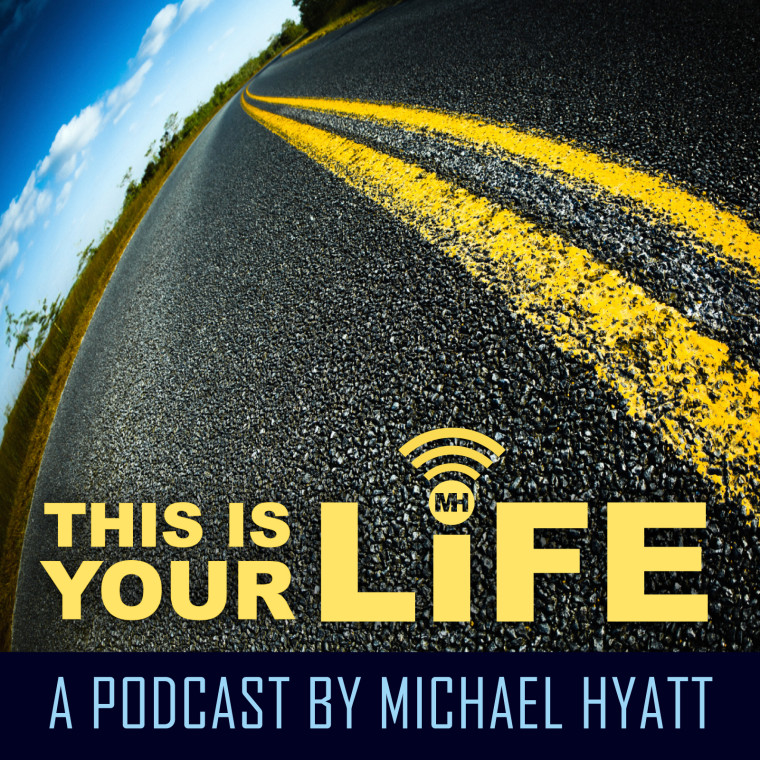 This Is Your Life Weekly Podcast Album Art