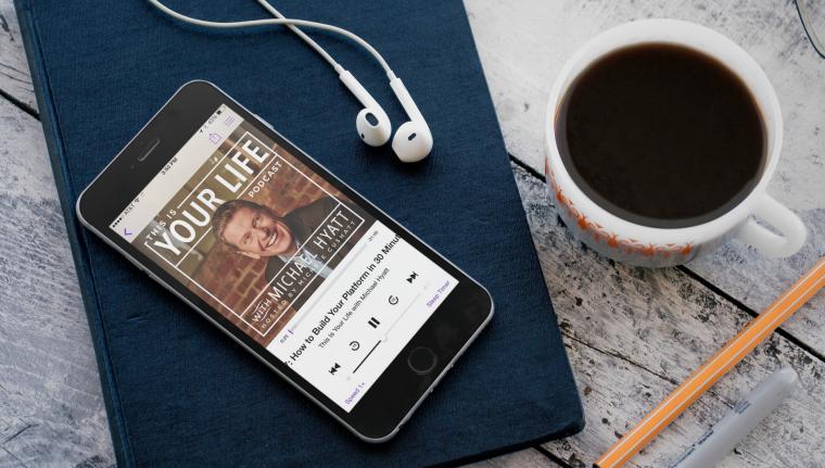 productivity podcasts