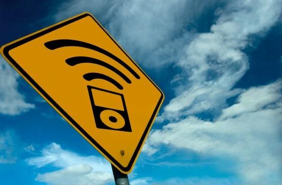 Photo courtesy of ©iStockphoto.com/iPod Signage, Image #4112642