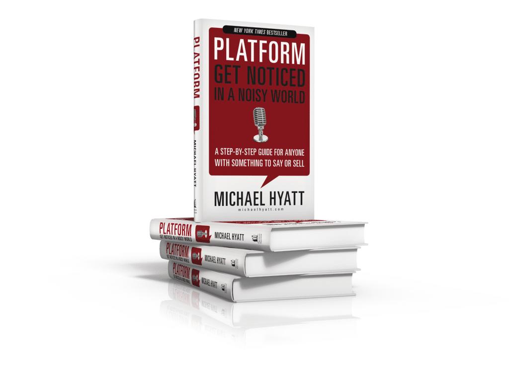 get noticed in a noisy world michael hyatt pdf