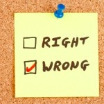 How Being Wrong Can Sometimes Be Right