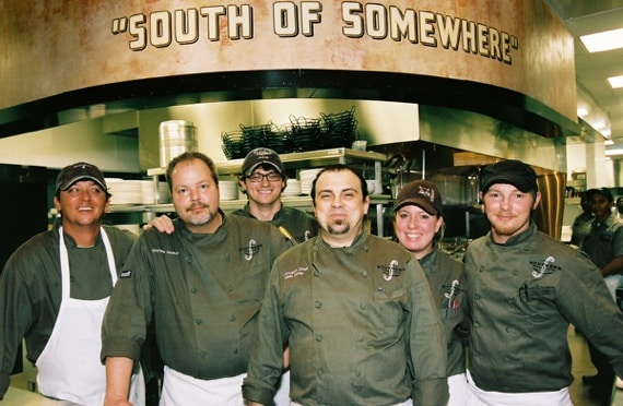 The Southern Chefs